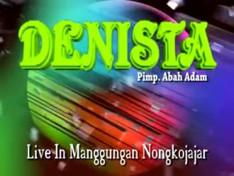Birunya Cinta DENISTA Live In MANGGUNGAN