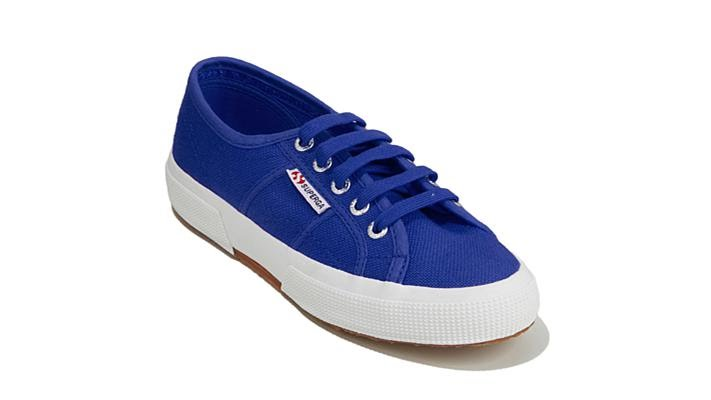 Superga Classic LaceUp Sneaker - YouTube