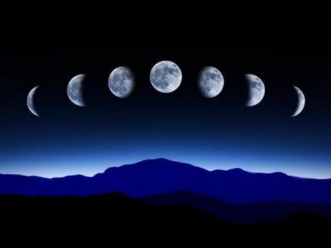 Как понять растет луна или убывает