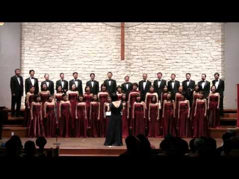 月亮代表我的心(Moon Represents My Heart)-奧斯汀龍吟合唱團(Austin Chinese Choir)