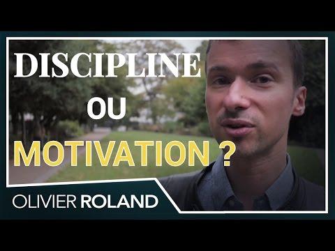DISCIPLINE ou MOTIVATION : qu'est-ce qui est le plus important pour réussir ? (77/365)