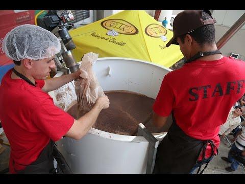 puerto rico tiene el record de la taza de chocolate mas grande del mundo