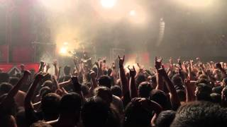 Machine Head performs Aesthetics of Hate/Game Over/Supercharger live in Athens @Votanikos Live Stage