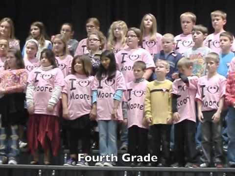 Broadmoor Elementary School Christmas Concert