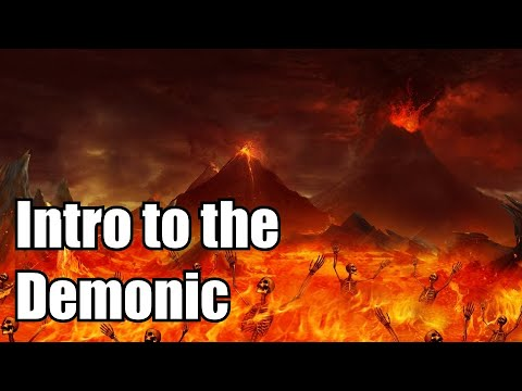 An Overview of Things that are Demonic from a Biblical Perspective