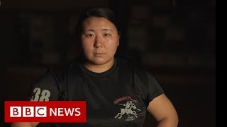 Sumo wrestling: fighting to get women in the ring - BBC News