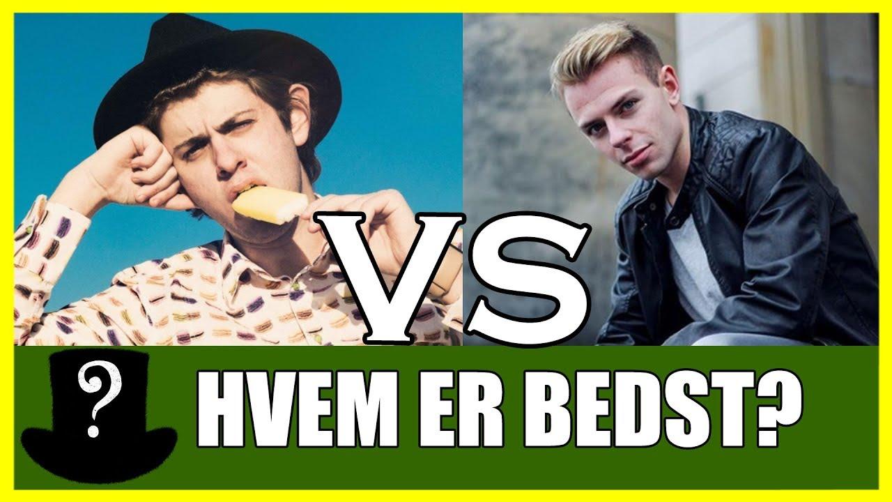 HVEM ER BEDST? Albert Dyrlund vs Morten Münster