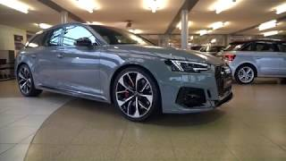 Review Audi RS4 2018