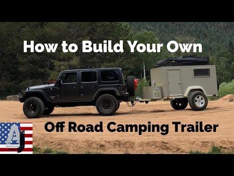 Diy camper trailer for sale brisbane used off road