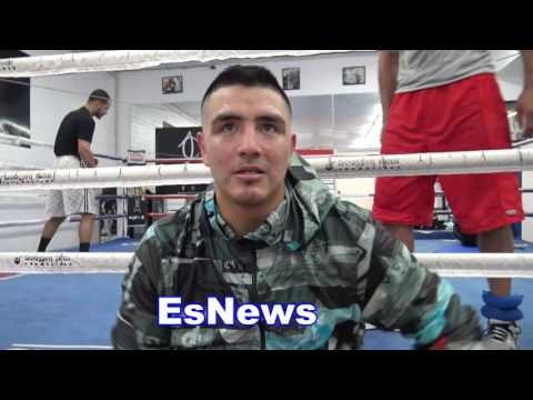 brandon rios reaction to what floyd mayweather said about canelo beating ggg easy EsNews Boxing