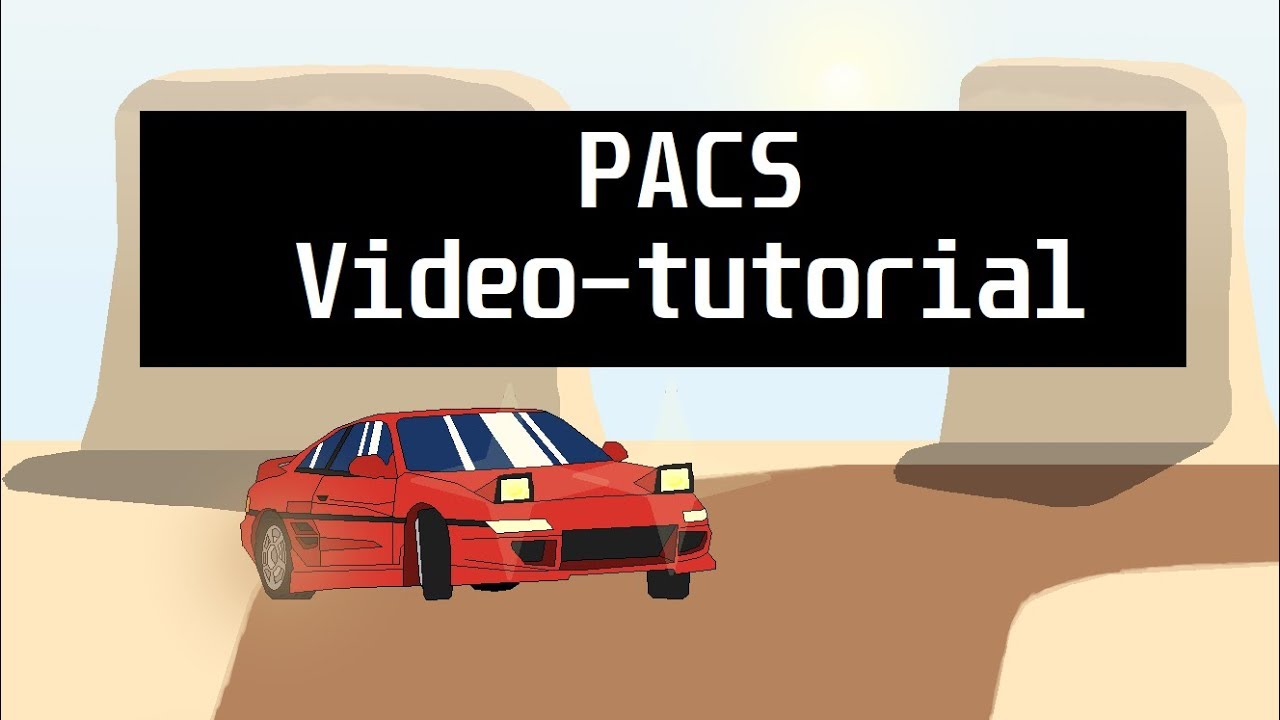 PACS GAMEPLAY AND TUTORIAL