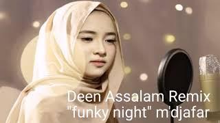 Download lagu Deen Assalam fvnky night - Mamat Djafar