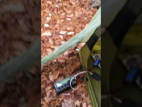 Red River Gorge KY - W4ALF & AI4BJ - Ham Radio Portable Ops