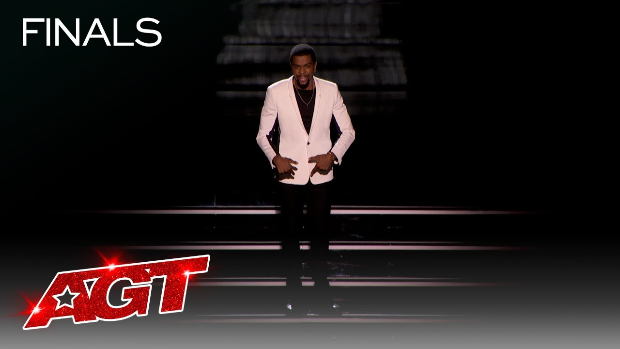 Brandon Leake wins season 15 of 'America's Got Talent'