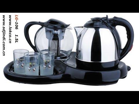 tea-water-heaterفحص وصيانة غلاية الماء والشاي قناة فادي التعليمية