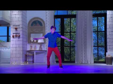 You Have Got To See This 12-Year-Old Boy's Amazing Dance Moves! - Pickler & Ben