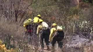 Fire in Duarte California June 20 2016