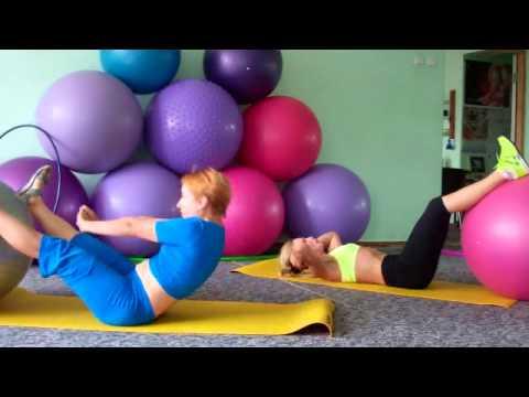 Артроз коленных суставов. Комплекс упражнений - YouTube