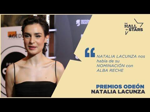 NATALIA LACUNZA Habla De Su Nominación Junto A Alba Reche Y De 'Olvídate De Mi'