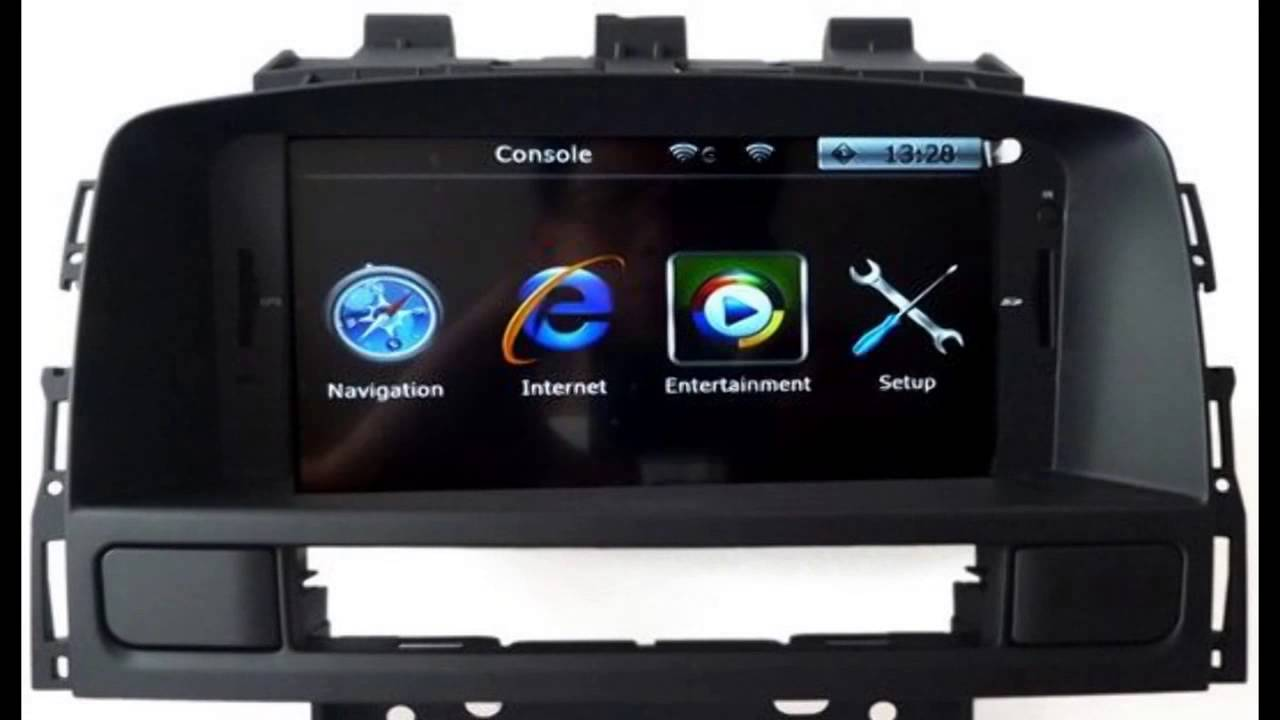 car dvd player with gps navigation for opel astra j. Black Bedroom Furniture Sets. Home Design Ideas