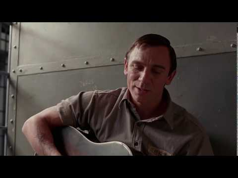 Daniel Craig singing/guitar Goldmines in the Sky (