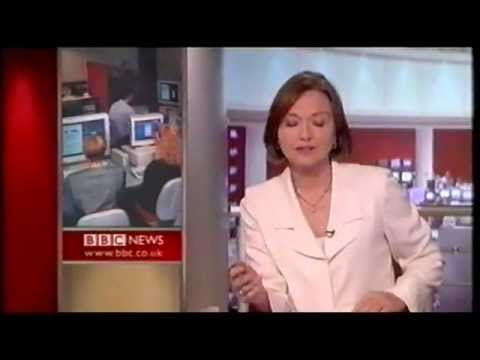 Anna Ford Leaves BBC News - 2006