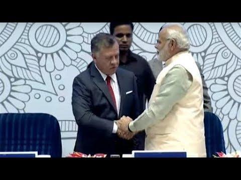 PM Modi & Jordan's King Abdullah II address on Islamic Heritage