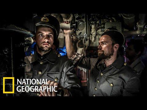 Конвой. Битва за Атлантику: Атаки волчьей стаи   Документальный фильм про Вторую мировую войну