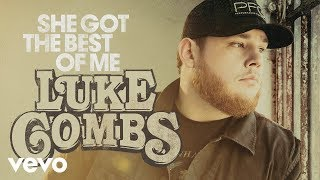 She Got The Best Of Me by Luke Combs - Guitar Chords and Lyrics