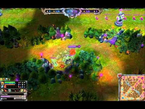 Rammus Early-Game Jungle