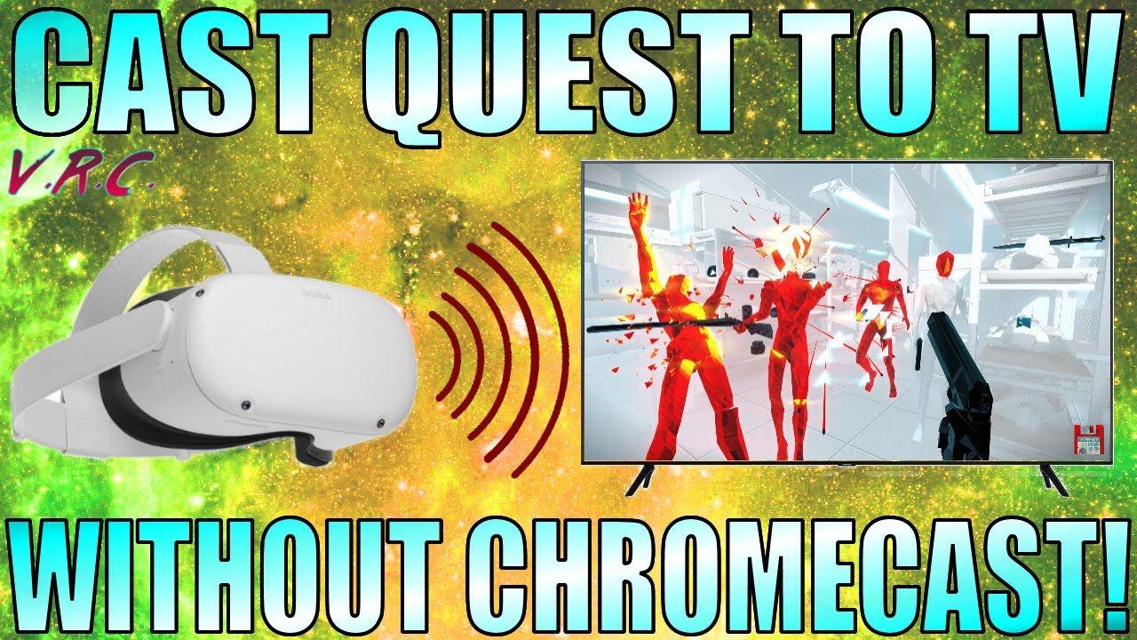 Как транслировать Oculus Quest 2 на Roku TV?