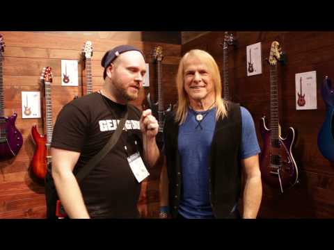 NAMM 2017 - Steve Morse Interview | GEAR GODS
