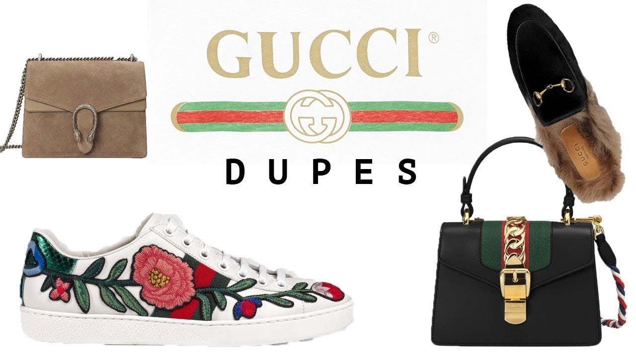 346a7dc46d15 GUCCI INSPIRED DUPES | DRESS FOR LESS - YouTube