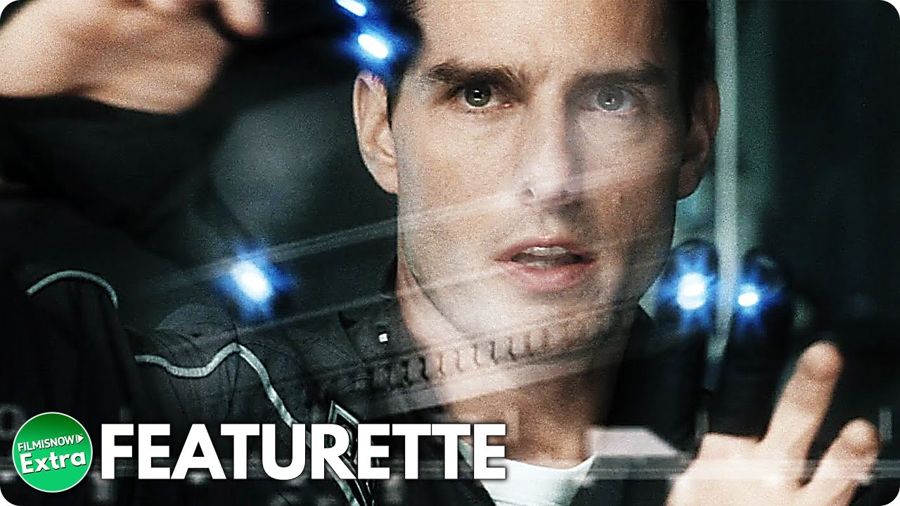MINORITY REPORT (2002) | Precrime and Precogs Featurette