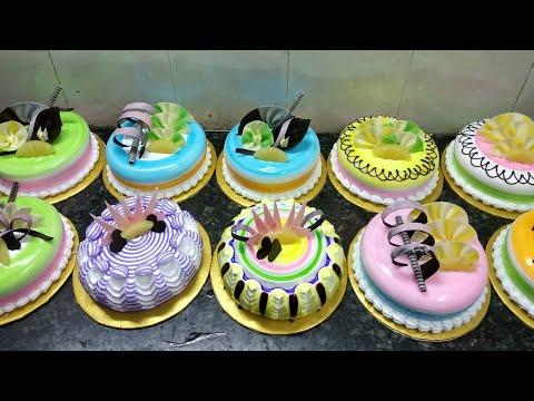 Top Amazing 10 Cake Decorating Tutorial || Galze Decoration Cake Making By Sunil Cake Master