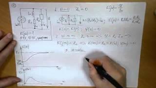 3-1. Частотные характеристики цепи 1 порядка(Расчёт частотных характеристик цепи первого порядка., 2013-02-26T13:14:06.000Z)