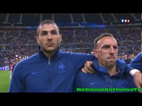 National Anthem of France - La Marseillaise