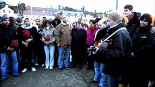 The Connemara Cradle song sung by Yvonne Deasy for the fishermen of the Tit Bonhomme