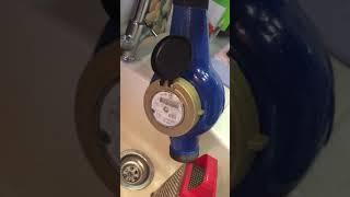 Водяной счётчик бетар счётчик воды как остановить