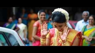 Kerala Hindu Wedding Highlights Kailas + Divya