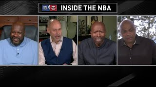 Chuck Really Left Shaq Out Of His Top 10 All-Time List