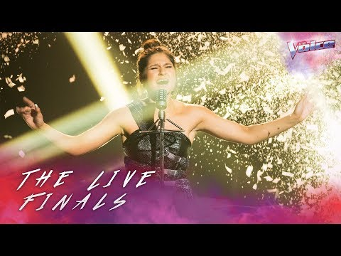 Bella Paige sings Never Enough | The Voice Australia 2018