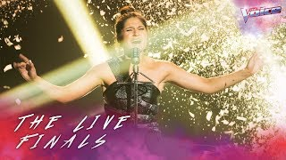 The Lives 1: Bella Paige sings Never Enough | The Voice Australia 2018