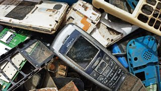 Restoration a abandoned Nokia 2600 phone || Restor 15 year old Nokia phone