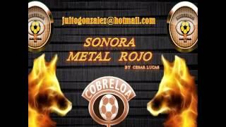 Solo heridas - Sonora metal rojo