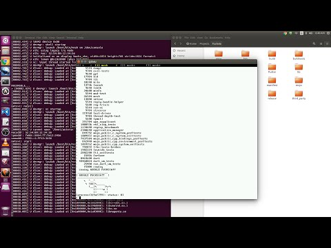 Booting Google Fuchsia and Running Applications