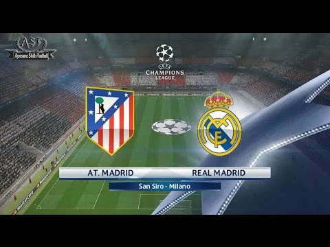 Full Highlights Final UEFA Champions League 2016 : Real Madrid vs Atlético Madrid (28/05/2016)