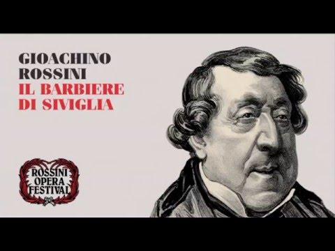 """G.Rossini: """"Il Barbiere di Siviglia"""" - Atto primo (Pesaro, 2011)"""