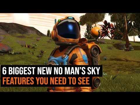 6 Biggest NEW No Man's Sky Features You Need To See