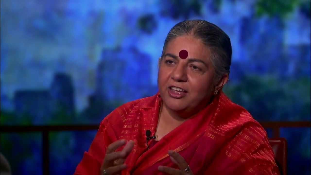 Vandana shiva phd dissertation